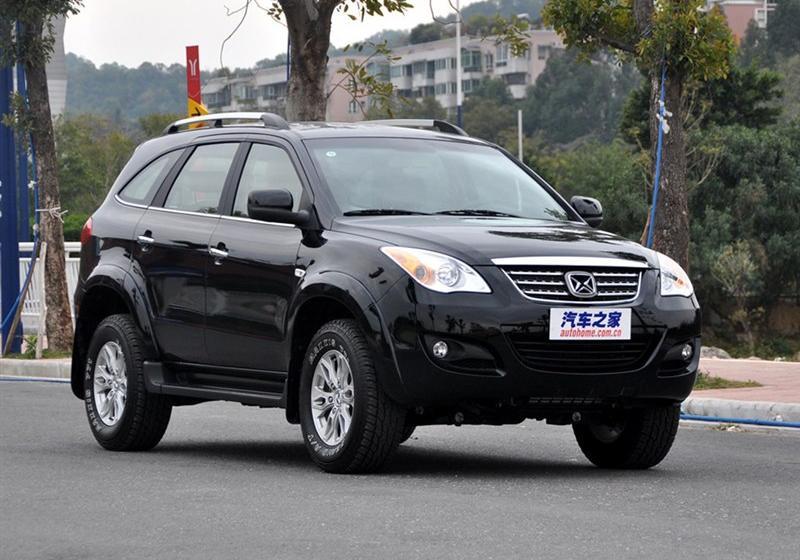 2012款2.4T 四驱7座超豪华型