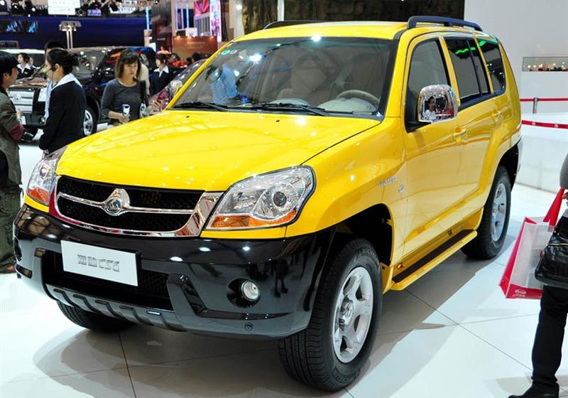 2011款2.5T 四驱柴油舒适型
