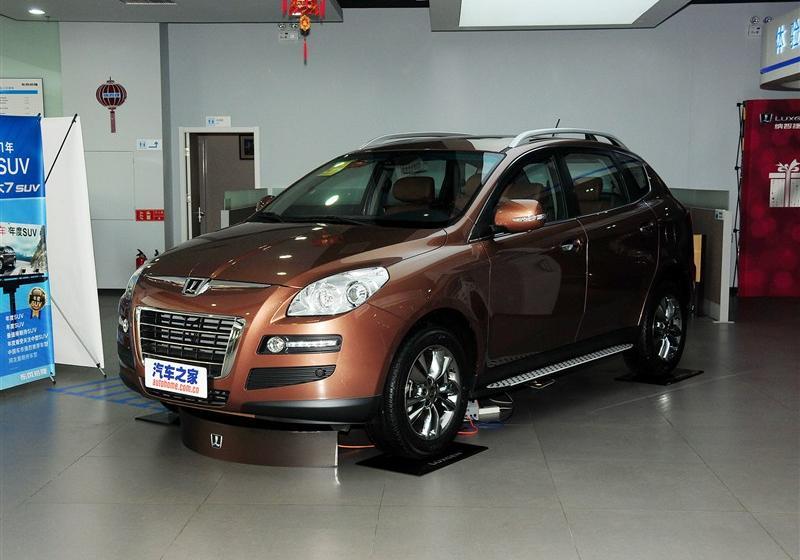 2013款锋芒限量版 2.2T 四驱智尊型