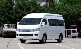2013款2.8T新干线豪华型 柴油长轴ISF2.8
