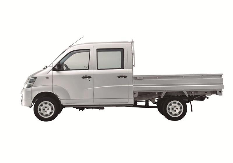 2014款1.0L双排 加长版 豪华型DA465QA