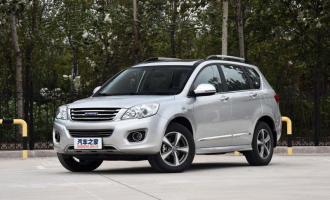 2016款升级版 2.0T 柴油 手动四驱精英型 国IV