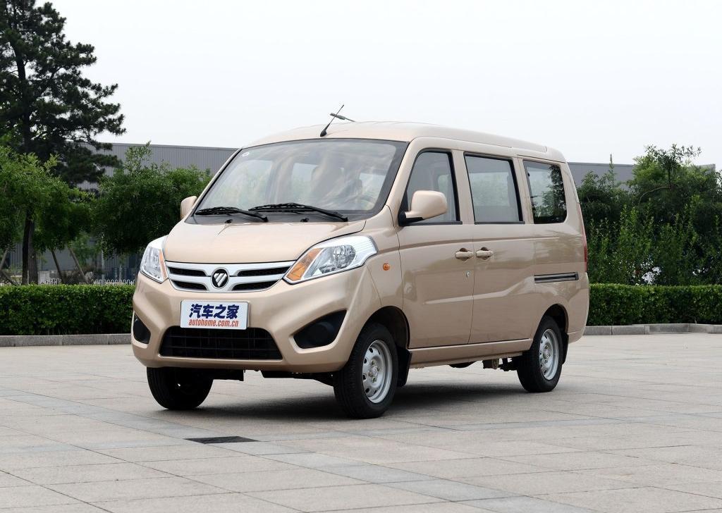 2017款1.2L基本型长车身4W12M1
