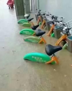 暴雨持续,电动汽车出行要注意!!!