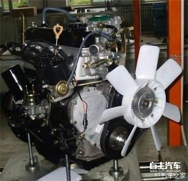 该发动机在当年随丰田海狮车型一起被引入国内,是最早实现国产化的