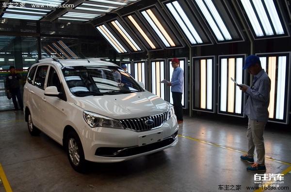 车 2017款开瑞K50试驾评测高清图片