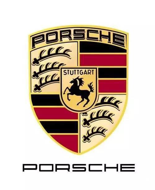 保时捷的英文车标采用德国保时捷公司创始人