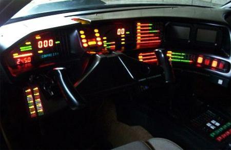 10款古怪的汽车仪表台 本田思域最夸张