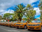 比亚迪e5出租车南美运营 厄瓜多尔迈进绿色春天