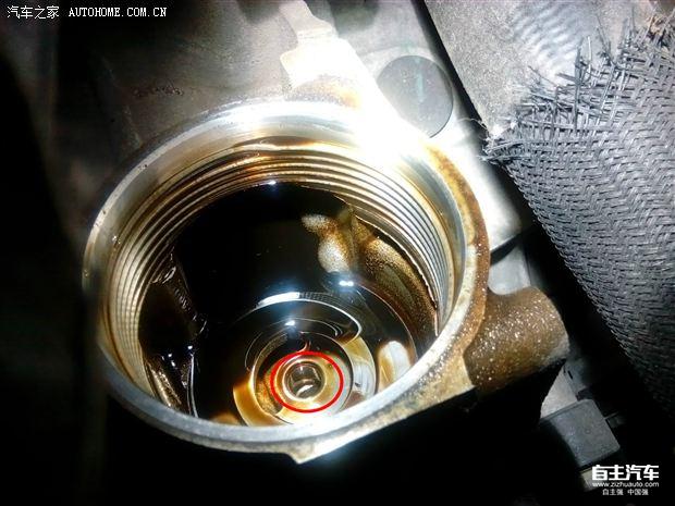 更换机油引起的发动机故障灯点亮