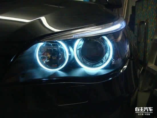 汽车led灯的优点