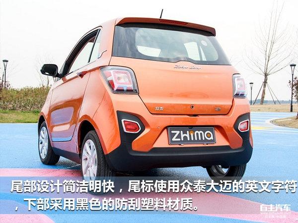 众泰芝麻尺寸配置评测 众泰新能源汽车新车规划高清图片