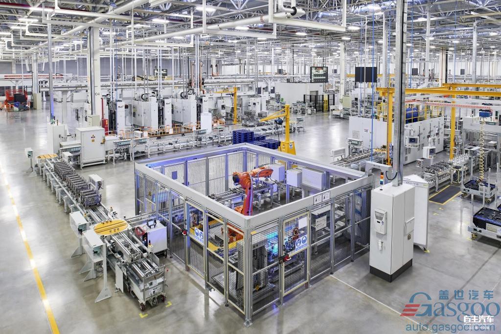 奇瑞捷豹路虎,常熟发动机工厂