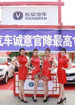 2017黄河文化节运城站车模