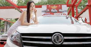 2017年黄河文化节太原站车模