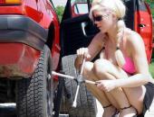 汽车轮胎容易出现哪些问题