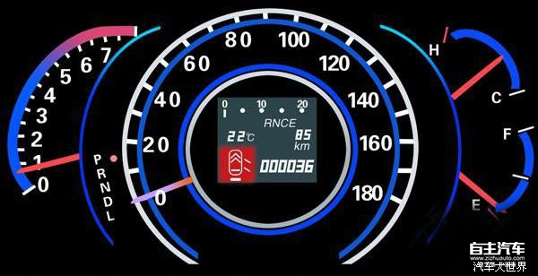 汽车仪表盘指示灯图解 仪表盘指示灯图解