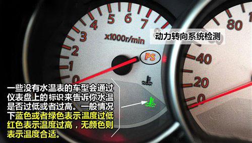 汽车仪表盘指示灯图解 仪表盘指示灯图解高清图片