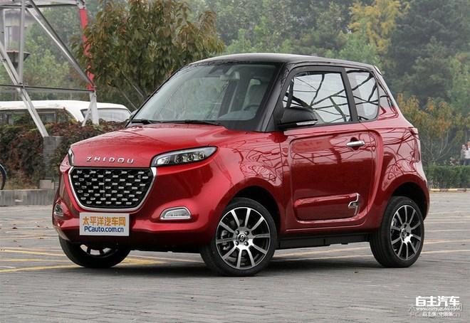 知豆D3明日上市 纯电动微型车
