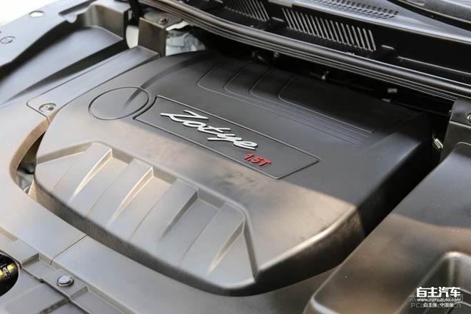 众泰Z560臻金型上市
