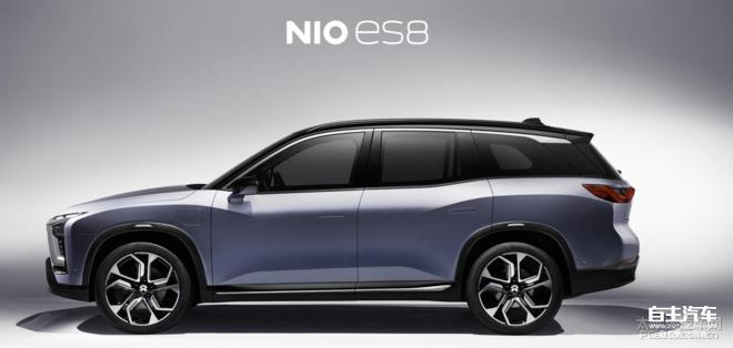 蔚来汽车首款SUV——ES8或12月16日上市