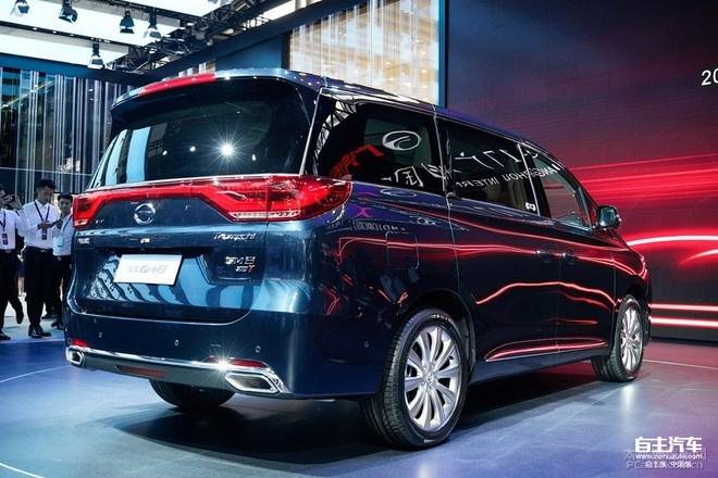 广汽传祺GM8预售18-27万 或12月31日上市