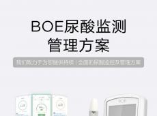 BOE血糖尿酸总胆固醇分析仪BK6-20MD(仪器+血糖/尿酸/总胆固醇试纸各一份)